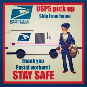 USPS pick-up STAY SAFE